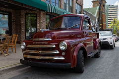 1950 Dodge Pickup (wolf4max) Tags: car uscar classiccar classic dogepickup 1950dodgepickup dodgepickup pickup dodge halifax canada streetrod