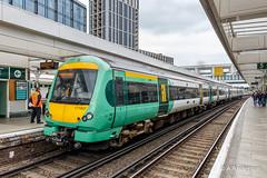 171401 20171014 EastCroydon (steam60163) Tags: turbostar southernrailway class171 eastcroydon