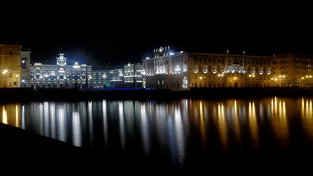 Image result for trieste reflections in the water