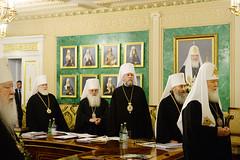 13. Заседание Священного Синода РПЦ от 6 октября 2017 г