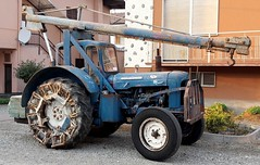"Fordson Super Major ""industriale"" (samestorici) Tags: trattoredepoca oldtimertraktor tractorfarmvintage tracteurantique trattoristorici oldtractor veicolostorico"