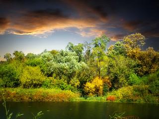 Prairie pond 1
