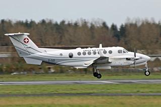 BEECH KING AIR 350C T-721 SWISS AIR FORCE