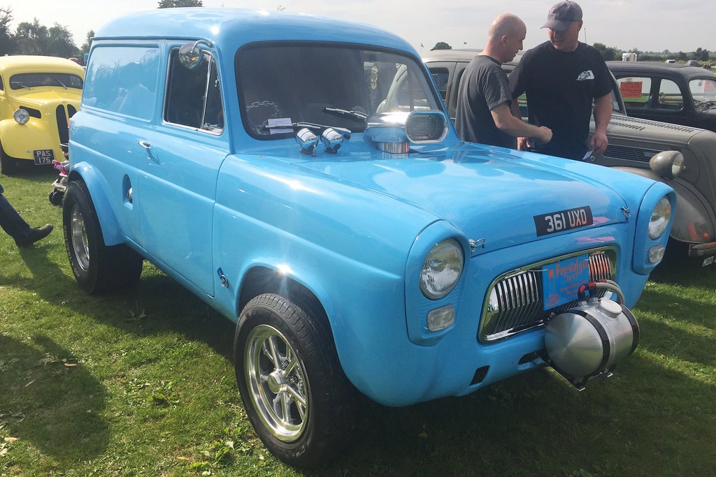 Bosworth Water Park Car Show