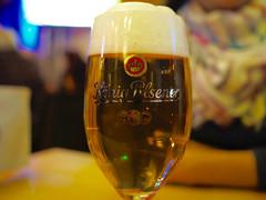 König Pilsener (peterwoelwer) Tags: bier beer königpilsener köpi olympuspenepl7