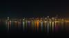 Colors of Seattle (John Westrock) Tags: cityscape seattle longexposure reflection skyline city spaceneedle westseattle washingtonstate pacificnorthwest canoneos5dmarkiii canonef2470mmf28lusm night water lights harbor
