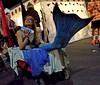 October 26, 2017 (44) (gaymay) Tags: california desert gay love palmsprings riversidecounty coachellavalley sonorandesert villagefest streetfair costumes mermaid blue rainbowgame