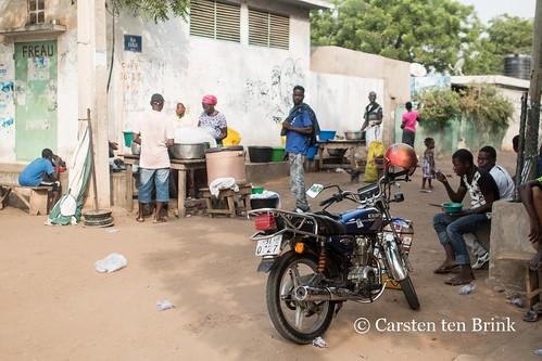 Togo morning