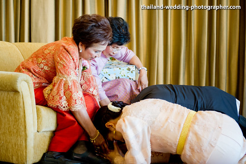 Thailand Bangkok Royal Orchid Sheraton Hotel & Towers Wedding Photography   NET-Photography Thailand Wedding Photographer