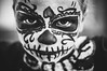 Voodoo child (dono heneman) Tags: voodoo vaudou child enfant children portrait noiretblanc nb blackwhite peronne people human humain homme halloween valras hérault languedocroussillon occitanie france pentax pentaxart pentaxk3 regard look déguisement disguise maquillage makeup
