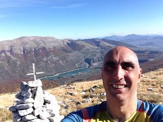 04/11/2017 - Monte Iamiccio, 2074 m, Parco Nazionale d'Abruzzo, Lazio e Molise - Barrea (AQ)