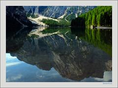Pragser Wildsee II _ Lago di Braies II (Badenfocus_Thanks for 875k views) Tags: prags braies lagodibraies pragserwildsee badenfocus dolomiten südtirol fujifilmx20