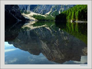 Pragser Wildsee II _ Lago di Braies II