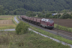 D SGL V 270.10 Harrbach 13-09-2017 (peters452002) Tags: peters452002 v200 eisenbahn e5 railways railway railroad railroads rail trains train trein treinen twop transportation duitsland diesel diesellok bahn harrbach jalalspagestransportationalbum lokomotive lokomotief locomotive bayern clickcamera cargo ferrovia d spoor spoorwegen sgl railinfra olympus