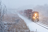 Whiteout (shawn_christie1970) Tags: plymouth minnesota unitedstates us fall november whiteout cp198 cppaynesvillesub cpheney paynesvillesub canadianpacific cp8519 ge ac44cw i494