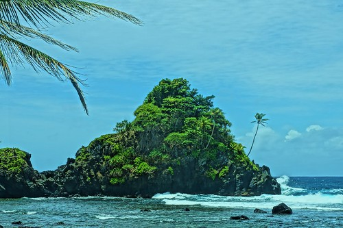 Camel Rock - Samoa