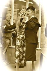 _DSC8048 (petelovespurple) Tags: 1940s 2017 wwii ww2 women wartimeweekend warweekend england ryedale reenactment yorkshire yesteryear uniforms unitedkingdomuk people petee pickering plp pickeringwartimeweekend pickeringwarweekend ladies landgirls lasses happy smiling hats heels having fun girls gentlemen gals furs fortiesweekend forties men nikon northyorkshire northyorkmoors nymr nylons boots boys beautiful vintagecars vintage costumes cosplay candid