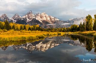 Autumn Colors of Grand Teton