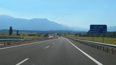 A-23-6 (European Roads) Tags: a23 autovía jaca sabiñánigo huesca aragón españa spain