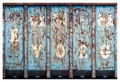 Container poetry (leo.roos) Tags: shippingcontainer cargocontainer freightcontainer container rust roest blue blauw vlotlaan monster a99 minoltaaf20028 minoltaaf14xteleconverteriiapo dayprime day280 dayprime2017 dyxum challenge prime primes lens lenses lenzen brandpuntsafstand focallength fl darosa leoroos