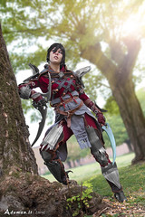 Champion Hawke cosplay Dragon Age 2 (DrosselTira) Tags: marian hawke fhawke femhawke fem female dragon age ii 2 dragonageii dragonage dragonage2 daii da da2 dai inquisition cosplay cosplayer armor armour costume outfit dress version mage thief rogue warrior kirkwall dw dual wiel weild feels love story lovestory bioware kiss romance daggers finesse spider heart fan art fanart picture pictures craft mantle wield