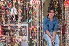 Rajasthan - Pushkar - Streets Shops-8