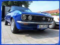 Opel Manta A 1.9 SR (v8dub) Tags: opel manta a 1 9 sr allemagne deutschland germany german gm niedersachsen cloppenburg pkw voiture car wagen worldcars auto automobile automotive youngtimer old oldtimer oldcar klassik classic collector