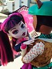 Draculaura e Clawd (2/2) (♪Bell♫) Tags: draculaura clawd wolf monster high couple doll