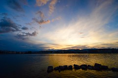 Oro (sbsrodman) Tags: viaje travel atardecer paisaje sunset landscape ginebra geneve switzerland suiza largaexposición longexposure nikon1024mm nikond5300 nikon