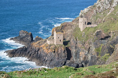 BOTALLACK MINE (mark_rutley) Tags: cornwall botallackmine tinmine poldark coast sea mine cliffs atlantic ocean mining history nationaltrust