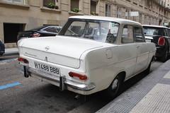 1963 Opel Kadett A Limousine (coopey) Tags: 1963 opel kadett a limousine