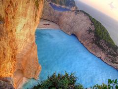 Zakynthos (Ruinenvogel) Tags: zakynthos greece shipwreck beach