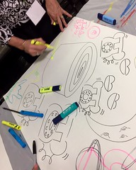 The Collaborative Drawing Carnival