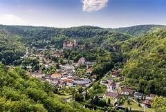 Hardegg (tomas.jezek) Tags: hardegg austria landscape town city green summer history castle chateau nature cityscape thaya dyje architecture österreich vista