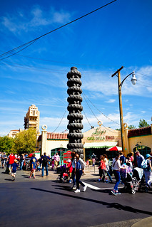 Tower of Tires