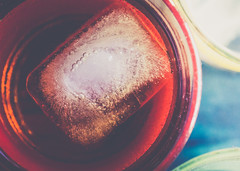 Whiskey and ice and everything nice. (Fire Fighter's Wife) Tags: memberschoicefoundinthekitchen macro macromondays happymacromonday hmm whiskey alcohol ice drink beverage bourbon shot shotglass glass rim edge olumpus mft microfourthirds micro kitchen tabletop tabletopstilllife bubbles muted mutedcolors mutedhues mutedshadows faded fadedcolors fadedhues fadedhue fadedcolor softcolors softhues soft softhaze softpastels softlight sidelit
