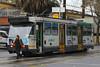 295, Flinders Street, Melbourne, September 14th 2016 (Southsea_Matt) Tags: 295 aclass flindersstreet comeng ptv yarratrams melbourne victoria australia september 2016 spring canon 60d sigma 1850mm publictransport passengertransport vehicle tram metro rail lightrail
