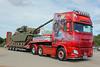 TV018155-Manchester. (day 192) Tags: manchester manchestercityfootballclub mcfc etihadstadium greatnorthwesttruckshow truckshow transportrally transportshow lorry lorries truck wagon daf xf dafxf battleofhastings grahampoole tn66daf