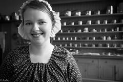 The maid (Ramireziblog) Tags: maid meid attingham hall shrewsbury shropshire english past canon 6d
