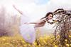 Metamorfosis (Irene Navarro Photography) Tags: ballet ballerina points fineart portrait nature forest flowers earth woman metamorfosis arte fotografiaartistica fotografiaconceptual photo pic artikaestudiofotografico artikaestudio madrid retratosporencargo