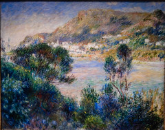Pierre Auguste Renoir - View of Monte Carlo from Cap Martin, 1884 at National Gallery of Art Washington DC (mbell1975) Tags: washington districtofcolumbia unitedstates us pierre auguste renoir view monte carlo from cap martin 1884 national gallery art dc museum museo musée musee muzeum museu musum müze museet finearts fine arts gallerie beauxarts beaux galleria painting french impression impressionist impressionism