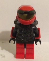 Halo 4/5 Spartan Red Team WIP (Mike-1911) Tags: microsoft xbox brickwarriors x39brickcustoms brickforge bungie spartan 343industries halo lego