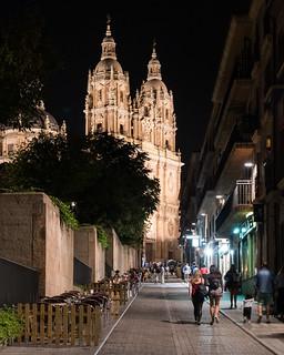 Salamanca       Universidad Pontificia de Salamanca