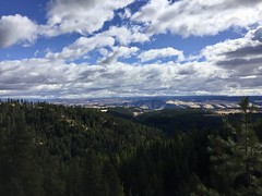 Fall Troy Loop Ride (Doug Goodenough) Tags: bicycle bike cycle pedals spokes trek farley 5 fat lauf fork fatbike oregon troy grand ronde river blue mountains canyon canyons sky clouds drg53117 drg53117p drg53117ptloop dirt gravel climbing drg531