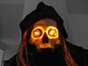No. 1591 - 12 de octubre/17 (s_manrique) Tags: calavera bombillos calaca ojos