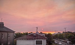 Smoky Sunset over Emeryville (luqmac) Tags: california darrylmcelroy emeryville magicmediaproduction nikond610 sunset usa urbanlandscape westcoast