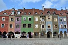 Poznan (Erre Taele) Tags: poland polonia poznan casas etxeak houses colors koloreak colores