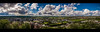 Rolling (Melissa Maples) Tags: herrenberg deutschland germany europe nikon d3300 ニコン 尼康 nikkor afs 18200mm f3556g 18200mmf3556g vr widescreen letterbox panoramic panorama countryside landscape clouds stiftskirche church steeple