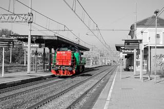D100.105 Captrain LIS 50908 Busca - Torino Orbassano F.A.