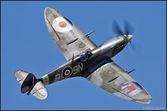 Supermarine Spitfire Mk.XVIE (Pavel Vanka) Tags: supermarine spitfire mkxvie lkpd pardubice airshow czechrepublic aviationfair plane airplane spotting aircraft fly spot flying warbird raf ww2